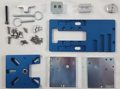 5D Tactical Jig Kit Parts