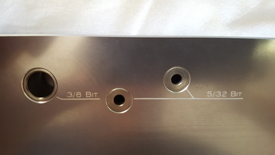 80% Arms universal Easy Jig side plates with steel bushings