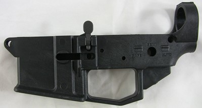 EP Armory 80% lower receiver left side