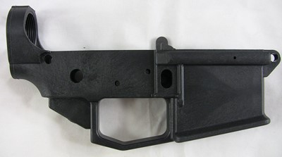EP Armory 80% lower receiver right side