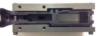 James Madison Tactical lower fitment to 80% Arms Easy Jig